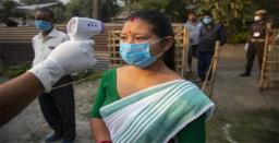 876 new COVID-19 cases in Assam, 2 deaths
