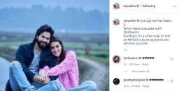 It's a schedule wrap for Kriti Sanon as team 'Bhediya' bids adieu to Ziro set