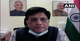 Piyush Goyal says Centre working round-the-clock, PM working 18-19 hours; there sho..