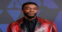 Chadwick Boseman and many other stars honoured during in Memoriam Segment at SAG Awards