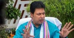 Tripura CM Biplab Kumar Deb tests positive for COVID-19