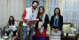 Varun Dhawan and Natasha Dalal donate ₹1 lakh towards Arunachal Pradesh fire victims relief