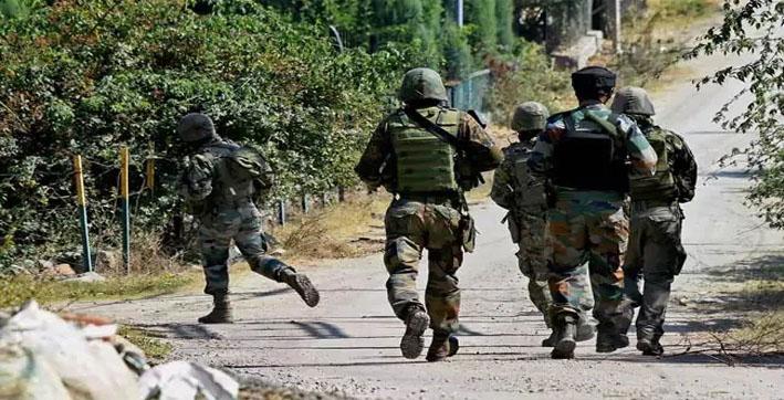 Terrorist Involved In Recent Civilian Killing Killed In Encounter In J-K