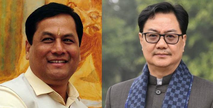 sarbananda-sonowal-kiren-rijiju-in-key-union-cabinet-committees-headed-by-pm