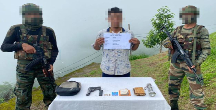 security-forces-apprehended-four-cadres-of-nscn‐k-nikki-sumi-in-nagaland