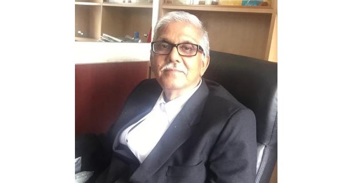 Senior Advocate Nilay Dutta no more