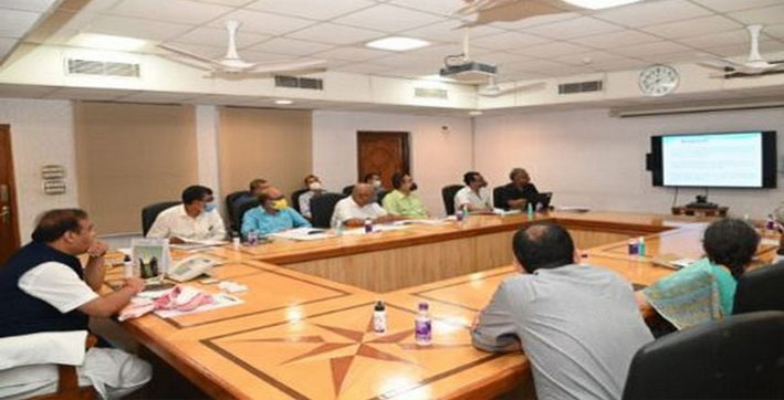 assam-cm-reviews-proposed-project-for-elevated-corridor-at-kaziranga-national-pa