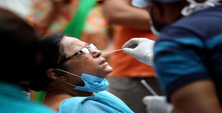 India Reports 41,383 new COVID-19 Cases, Positivity Rate below 3 pc