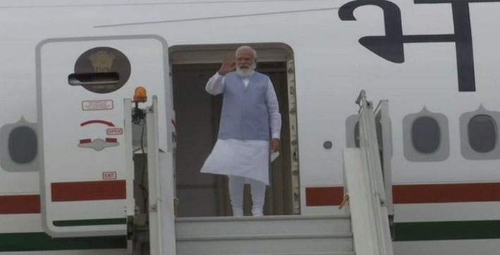 pm-modi-returns-to-new-delhi-after-concluding-three-day-visit-to-us