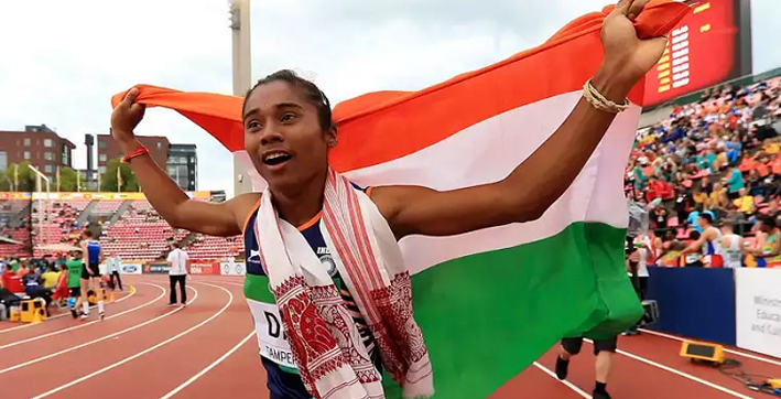 hima-das-set-to-miss-tokyo-olympics-as-4x100m-relay-team-fails-to-make-the-cut