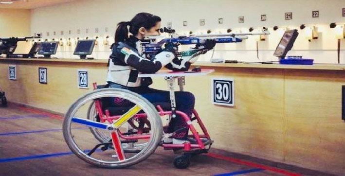 Shooter Avani Lekhara Becomes First Indian Woman to Win Gold Tokyo Paralympics