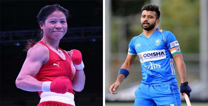 tokyo-olympics-2020-mary-kom-manpreet-to-be-indias-flag-bearers
