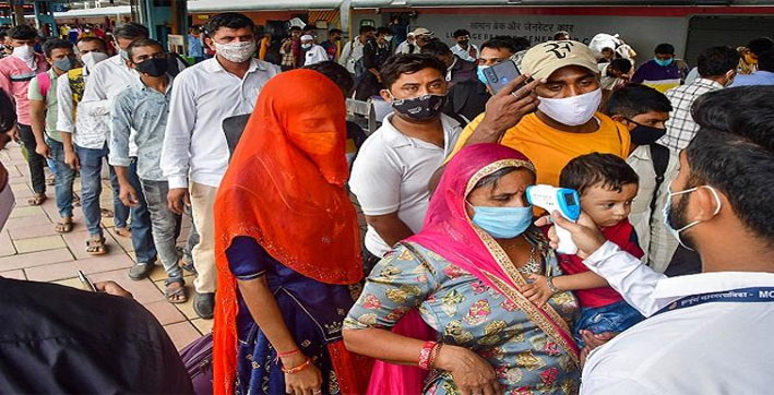 India Reports 42,982 new COVID-19 Cases