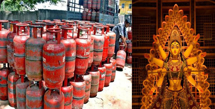 ahead-of-puja-common-man-hit-hard-lpg-petrol-diesel-prices-hiked