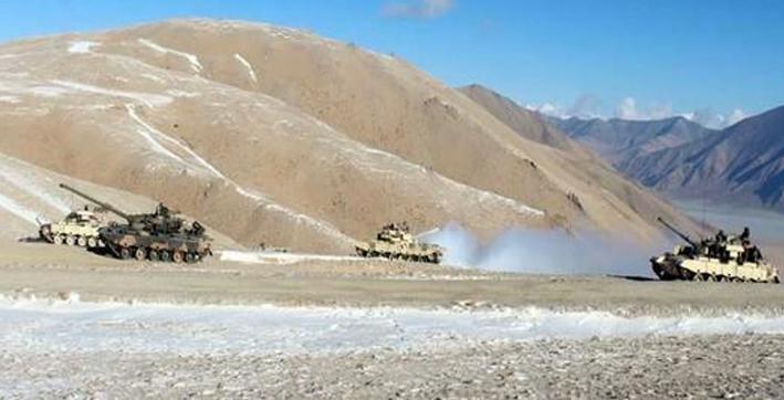 India, China face off along LAC in Arunachal Pradesh