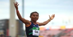 Hima Das Tests Positive For Covid-19