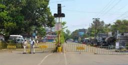 Government imposes COVID curfew for 10 days in Manipur