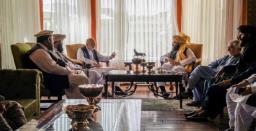 Taliban Meets Former Afghanistan President Hamid Karzai, Holds Talk on Govt Formation