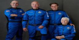 Jeff Bezos- Blue Origin Crew Set For Space Debut Shortly