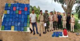 Karbi Anglong Police recovers 1kg Heroin at Khatkhati