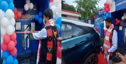 Reducing Pollution: Electric Vehicle Charging Point in Guwahati Inaugurated
