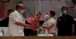 Mirabai Chanu Comes Home to a Superstar's Welcome, Grand Felicitation Ceremony Orga ..