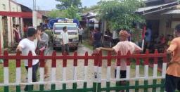Around 1200 People Enters Karimganj from Tripura, Takes Shelter