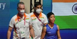 Tokyo Olympics: Mary Kom surprised after being asked to change jersey minute before ..