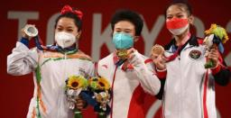 Tokyo Olympics: Weightlifting gold medallist Zhihui Hou not taken for doping test