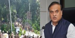 Assam-Mizoram Border Dispute   Case against Assam CM Himanta Biswa Sarma and 6 others by Mizoram Police