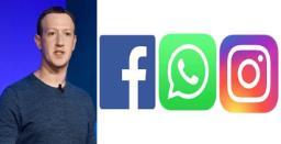 Mark Zuckerberg Apologizes for Disruption of Facebook, Whatsapp, Instagram