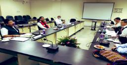 Assam-Mizoram Border Dispute: Minister Atul Bora and Ashok Singhal Meets Representa..