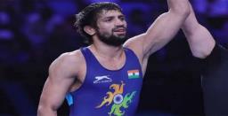 PM Modi, President Congratulate Wrestler Ravi Dahiya for Winning Silver Medal at To..